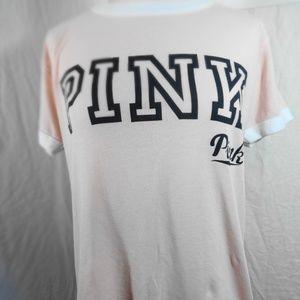 VS PINK Pink Top size Medium